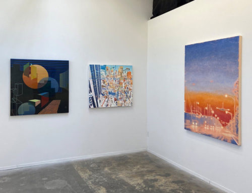 "On View thru August 29, 2020: George Billis Gallery LA, ""The Cityscape Show"""