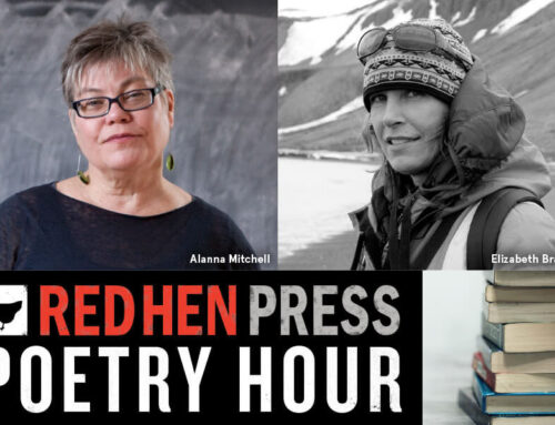 Running Now: The Broad Stage at Home, Red Hen Press Poetry Hour