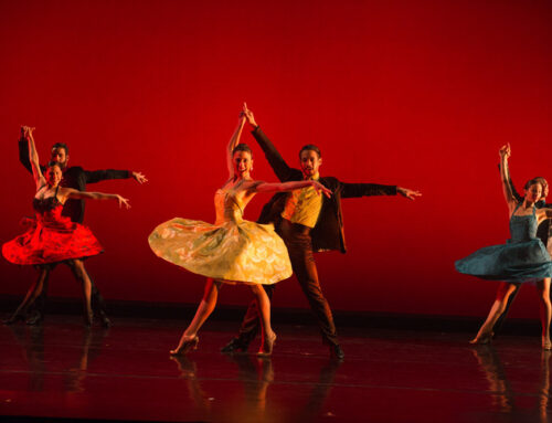 Running Now: The Music Center's INSIDE LOOK: Ballet Hispánico at 50