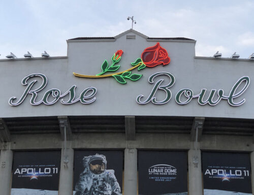 "Running thru September 13, 2020: Rose Bowl Stadium, ""The New Mutants,"" Drive-in Style"