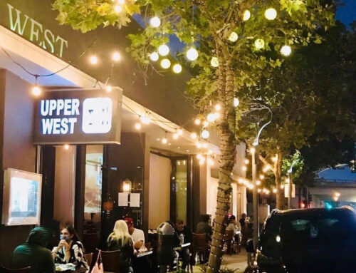 Dine Out at the Upper West!