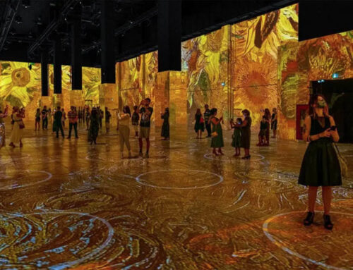 "May 27, 2021: Lighthouse Immersive and Impact Museums, ""Immersive Van Gogh"""