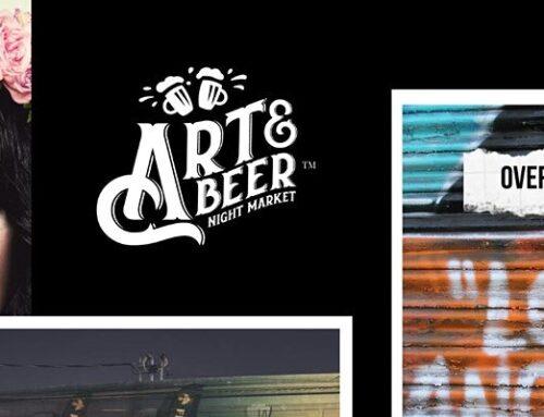 July 22, 2021: Art & Beer Night Market LA