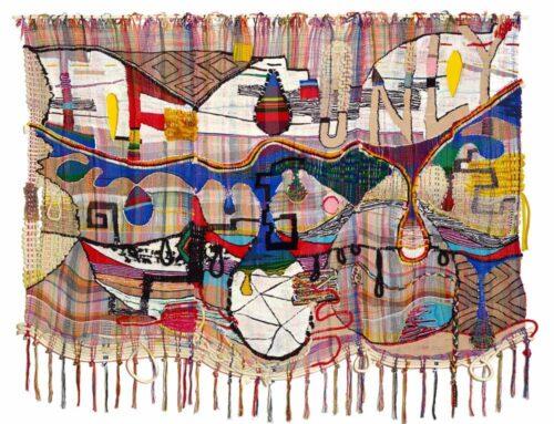 "On View thru August 28, 2021: Shoshana Wayne Gallery, ""Above & Below"""
