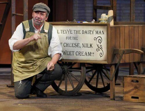 "Review: ""Tevye in New York!"""