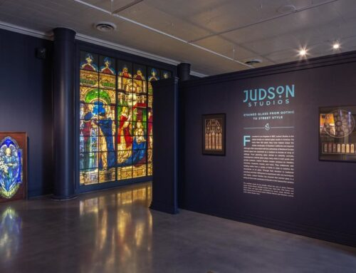 On View thru September 12, 2021: Forest Lawn Museum, Judson Studios,