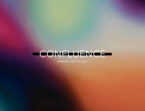 "On View thru September 6, 2021: William Turner Gallery, ""Confluence"""