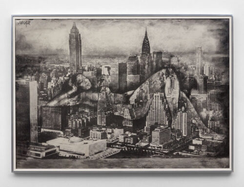 On View thru October 23, 2021: Hannah Hoffman Gallery, Anita Steckel,