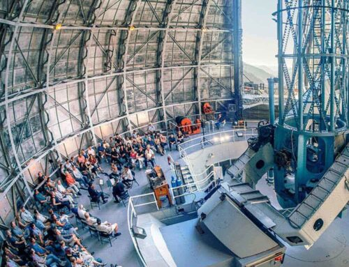August 1, 2021: Mount Wilson Observatory, Sunday Afternoon Concerts in the Dome