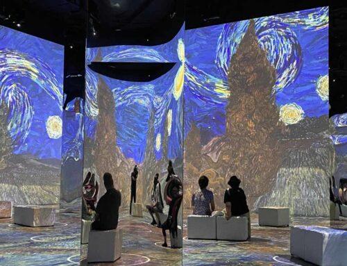 "Review: ""Immersive Van Gogh Exhibit,"" Art Meets Technology!"