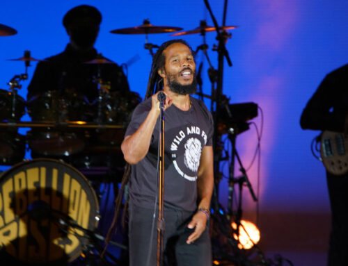 Review: Ziggy Marley and The Wailing Souls Serve Up the Goods at Reggae Night XIX
