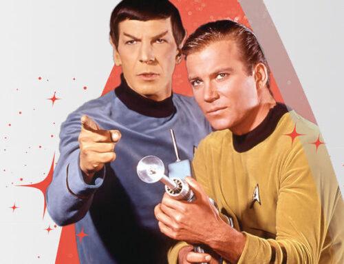 """On View thru February 20, 2021: SkirballCulturalCenter, """"Star Trek: Exploring New Worlds"""""""