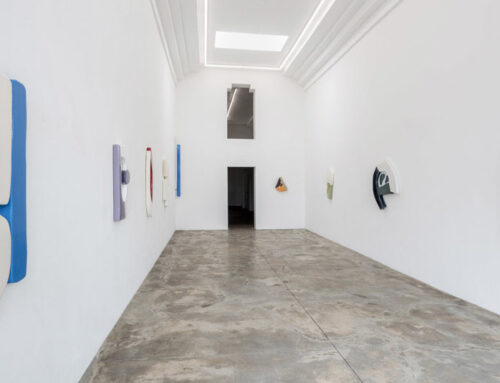 On View thru October 23, 2021: Lowell Ryan Projects, Justin Adian