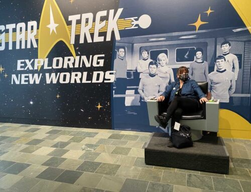 Review: Star Trek Exploring New Worlds, Skirball Cultural Center