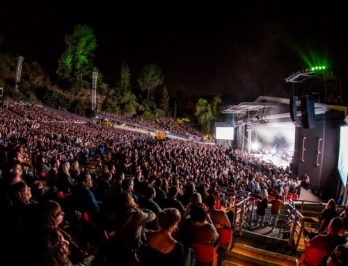 """October 17, 2021: The Greek Theatre, """"PRIMUS – A Tribute to Kings"""""""